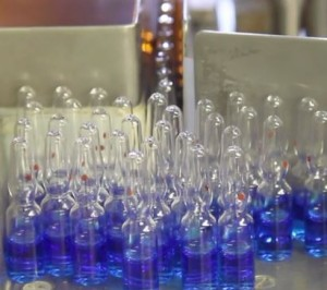 Ampoules are hermetically sealed to protect against contaminates